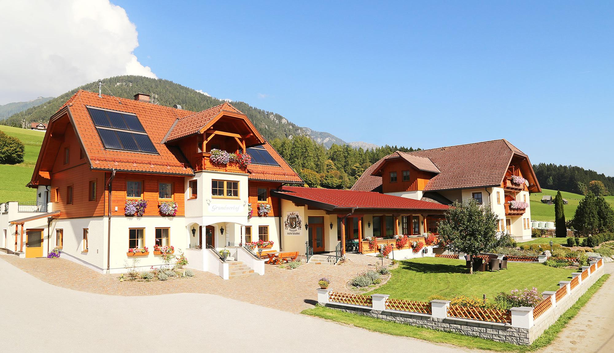 Urlaub am Bauernhof | Pension Grundnerhof