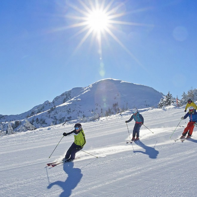 Winterurlaub in der Skiregion Schladming-Dachstein in Ski amadé © photo-austria.at_raffalt